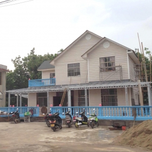 云南西双版纳农村亚博app下载链接房屋自建全程记录【全部完工】