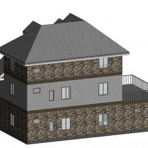 广东潮州农村亚博app下载链接结构自建房三层340平米建房亚博yabo88下载贴