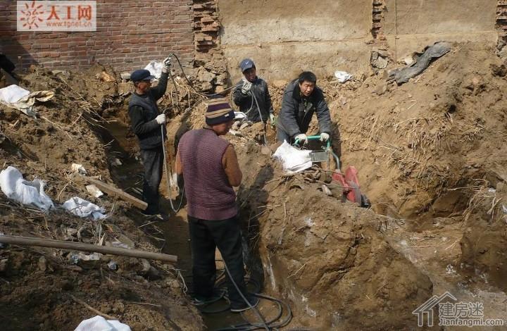 吉林农村两层四间自建房日志,270平米总造价70万(二)