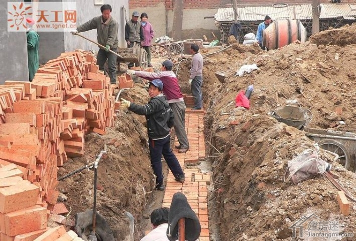 吉林农村两层四间自建房日志,270平米总造价70万(三)