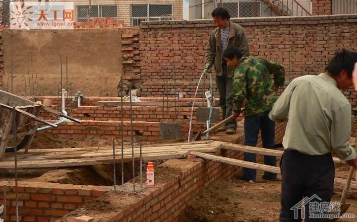 吉林农村两层四间自建房日志,270平米总造价70万(五)