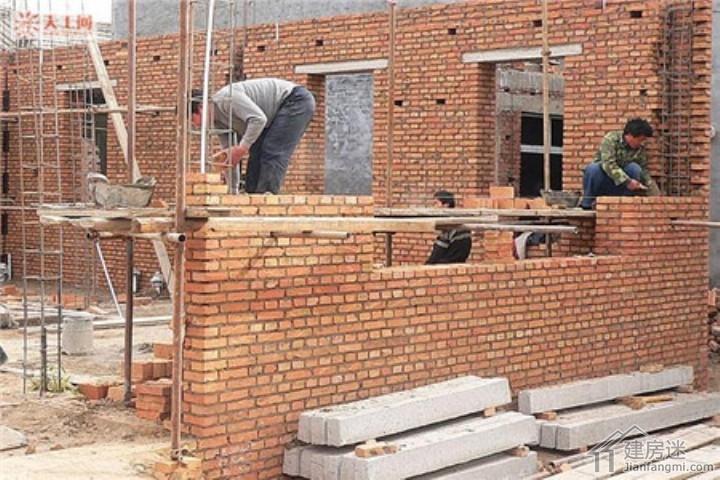 吉林农村两层四间自建房日志,270平米总造价70万(六)