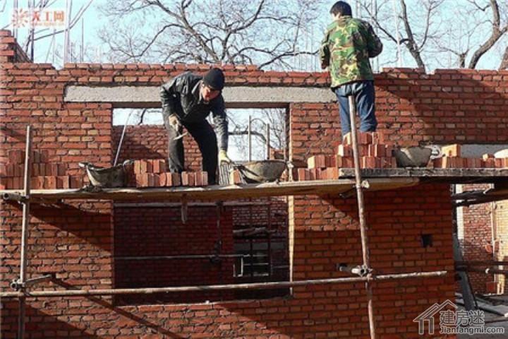 吉林农村两层四间自建房日志,270平米总造价70万(七)
