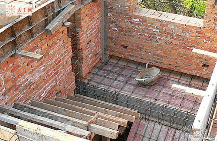 吉林农村两层四间自建房日志,北方270平米盖房总造价70万(十三)