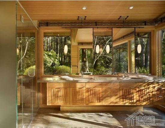 全面剖析木结构房屋设计各个细节