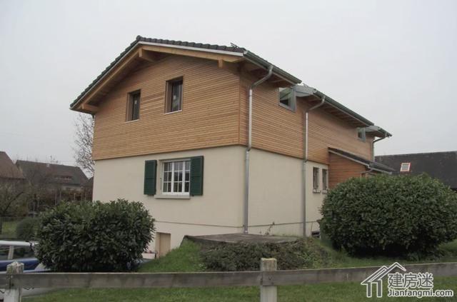 看老外如何在现有房子上加盖二层