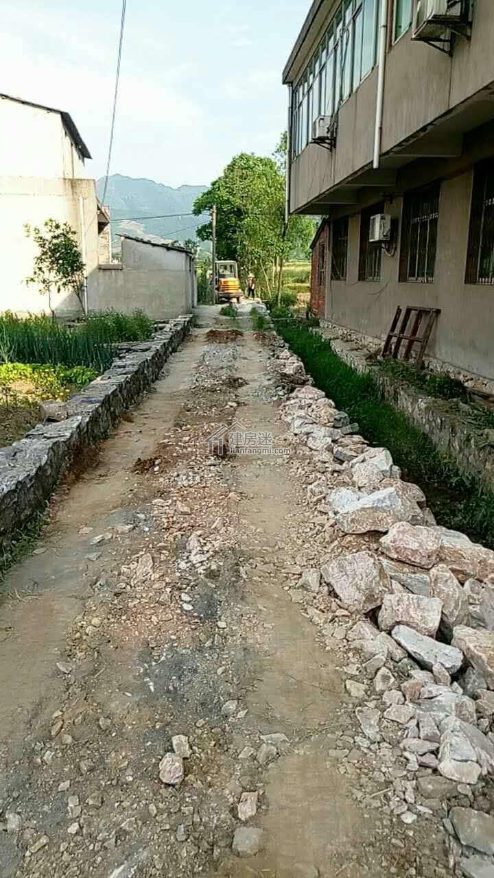 修通到宅基地的公路