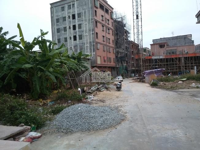 广东东莞横沥镇出售自建商铺(宅基地)