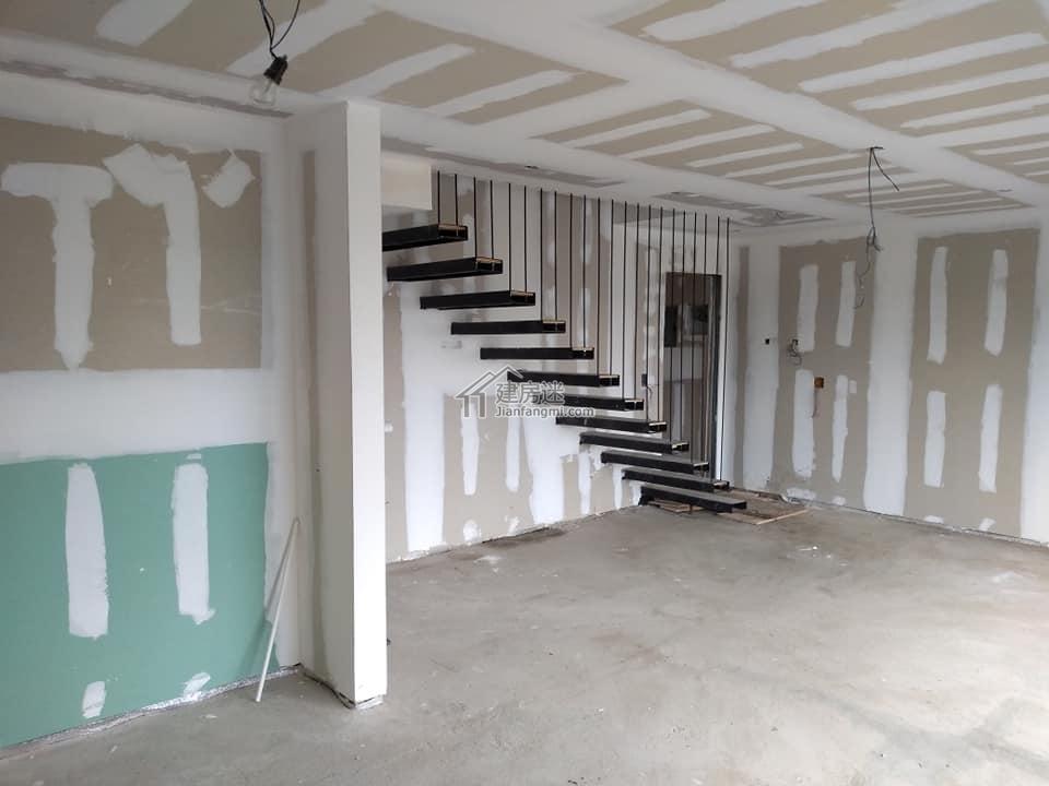 亚博app下载链接亚博体育苹果下载中心我想在墙体上面做架空的楼梯怎么做?